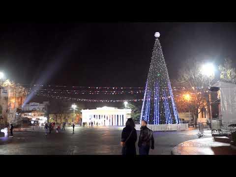 Севастополь  Новогодняя ёлка