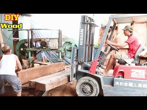 Japanese sawing machine uses iron wood   Woodworking Tools