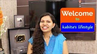 KabitasKitchen Live Stream   New channel announcement (kabitaslifestyle)