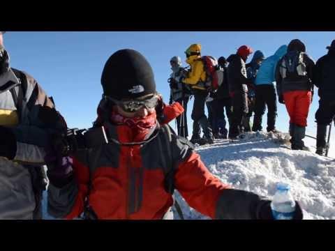 Ağrı Dağı Zirvesi 15-08-2013 (mount Ararat)