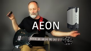 "TC Electronic Aeon Sustainer Does ""Frippertronics""!"