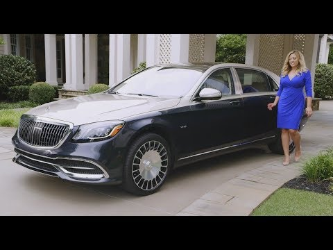 2020 Mercedes-Benz Maybach S650 - Review with Monika-Sumi Kossok
