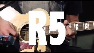 "R5 ""Best Day of My Life"" American Authors Cover Live @ SiriusXM // Hits 1"