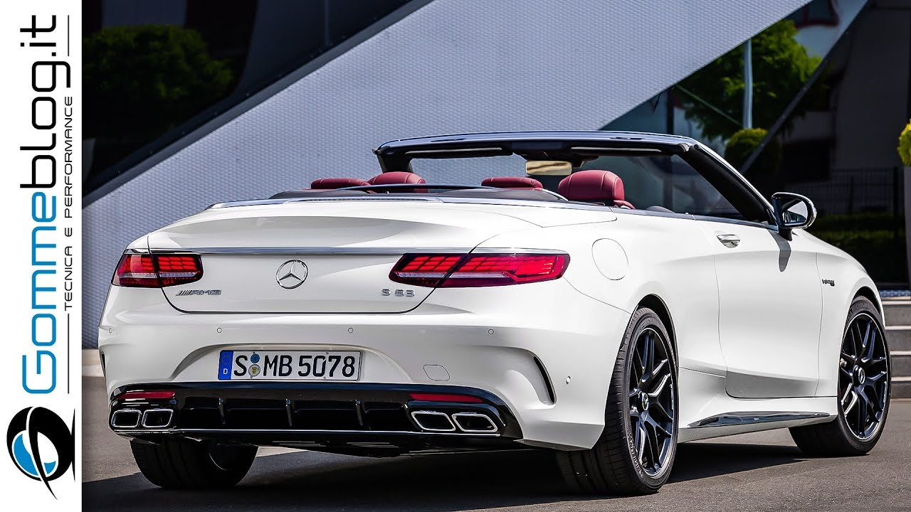 mercedes s63 amg cabriolet 2018 awesome sports luxury car youtube. Black Bedroom Furniture Sets. Home Design Ideas