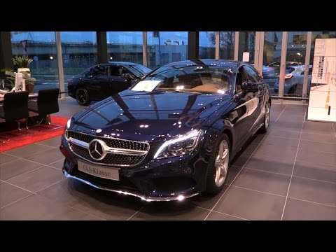 Mercedes-Benz CLS 2017 In Depth Review Interior Exterior