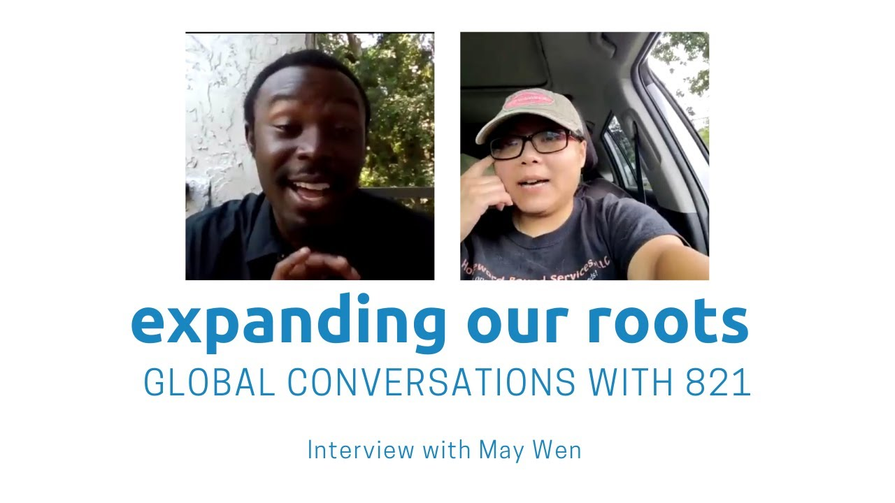 Expanding Our Roots: May Wen