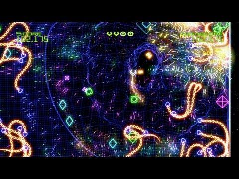 Игра Geometry Wars Evolved стала доступна на Xbox One по обратной совместимости