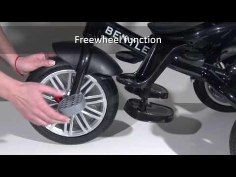 Bentley Stroller Trike Functions