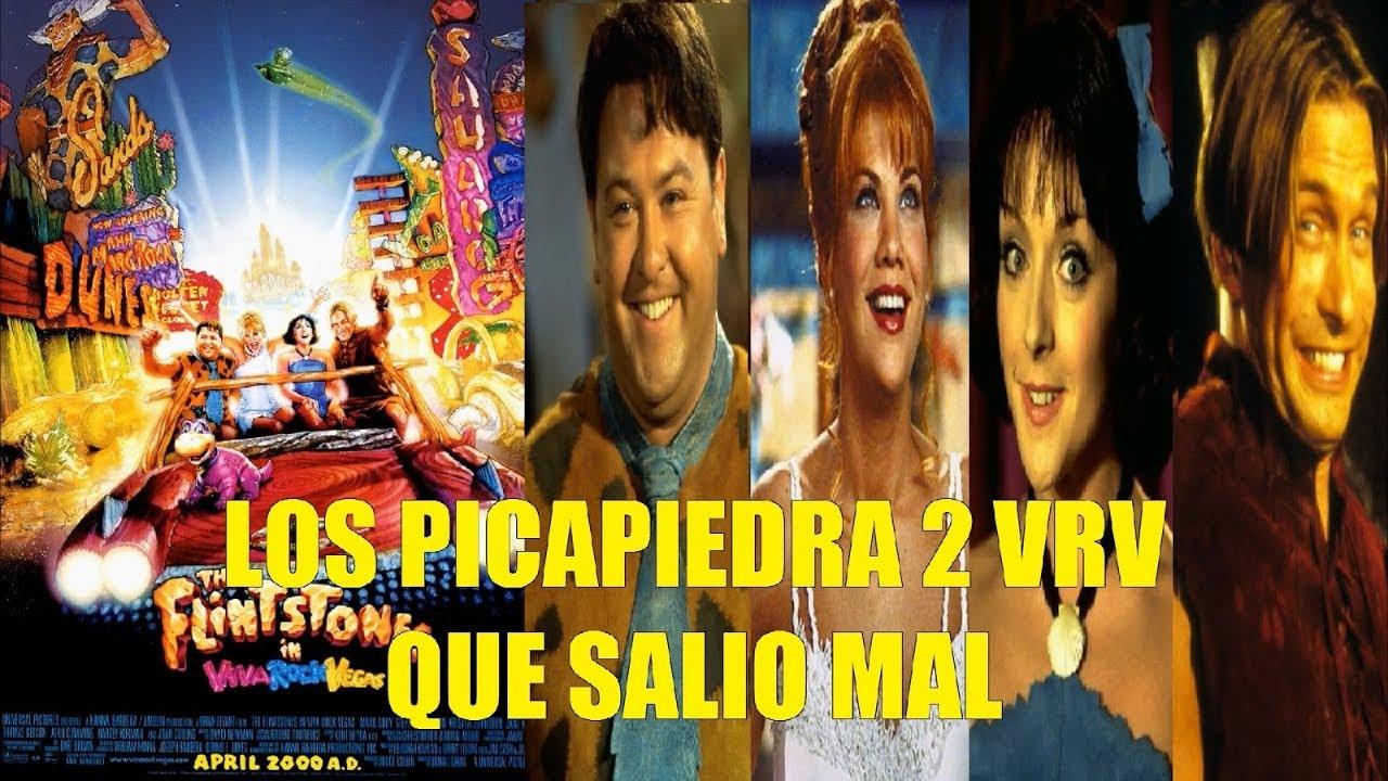 Los Picapiedra 2 Viva Rock Vegas Que Salio Mal Y Curiosidades Youtube