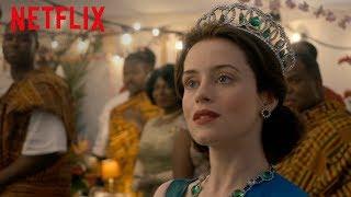 《王冠》 – 第二季正式預告 – Netflix [HD]