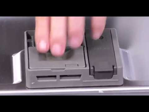 Dishwasher Soap and Rinse Aid Door Replacement Kit  YouTube