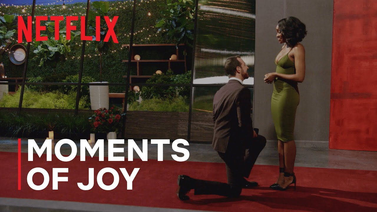 Moments of Joy from Real Netflix Shows | New season announcements