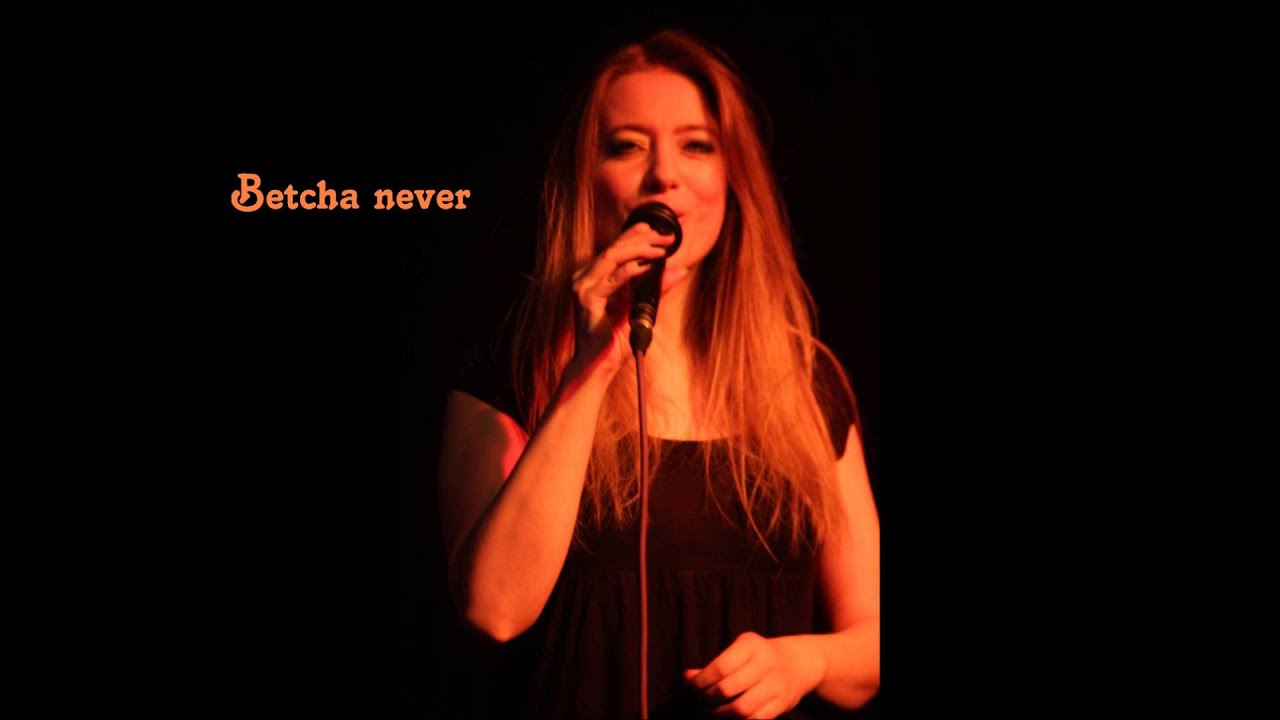 betcha never by cherie