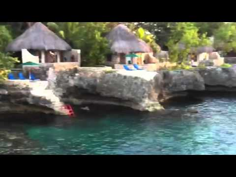 Rockhouse Hotel  Negril Jamaica Walk through