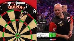 180s GALORE! Van Gerwen v Schindler - World Cup of Darts 2018