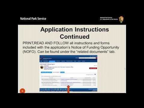 THPO FY18 Application Webinar