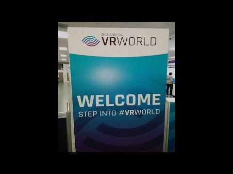 .2018 年 VR 世界大會:VR/AR 技術將以十種方式重塑世界