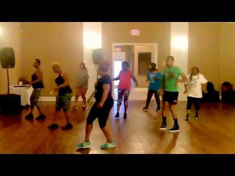 Broken Stones Line Dance - New Orleans, LA