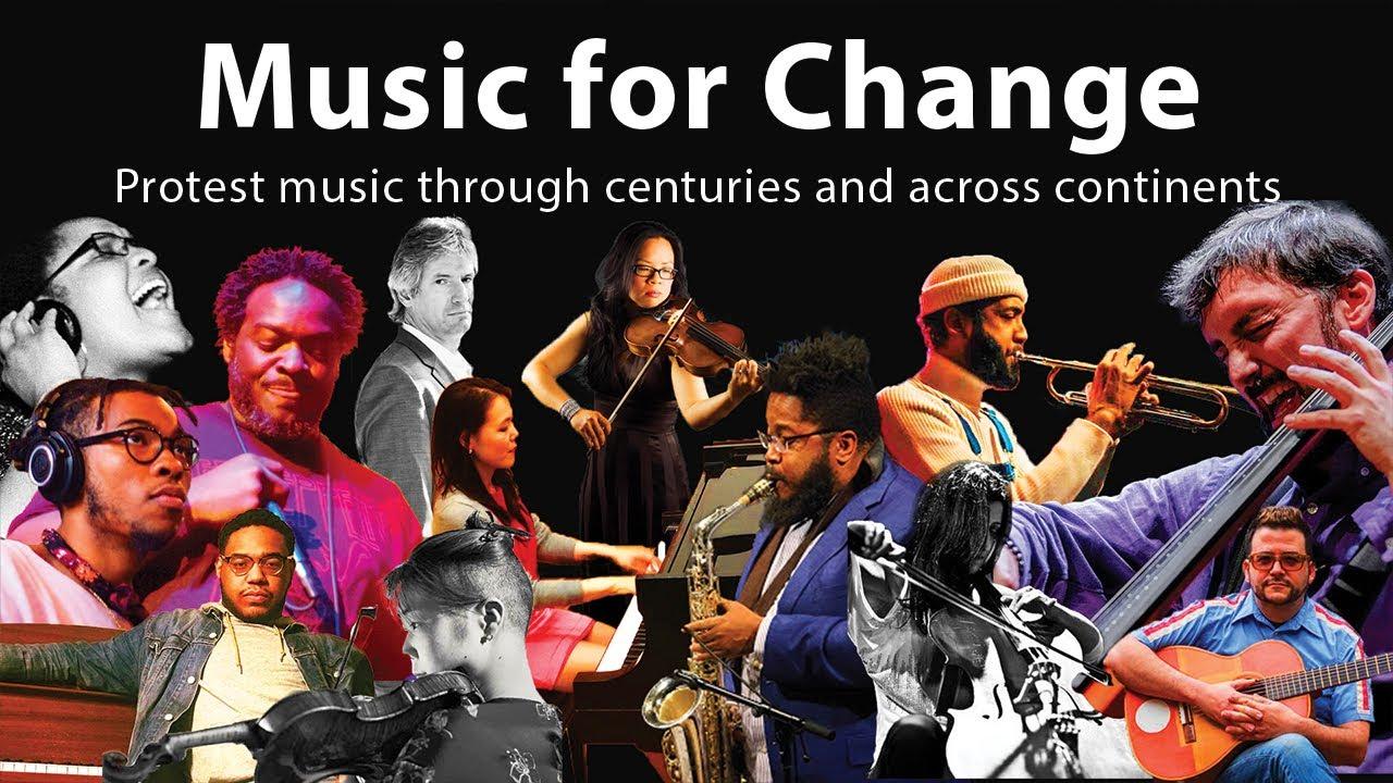 Macphail Spotlight Series Music For Change Youtube