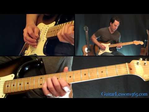 La Grange Guitar Solo Lesson - ZZ Top - Famous Solos