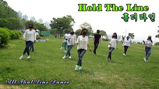 Hold The Line /Brown Eyed Girls, Feat.조PD - Line Dance (by E…