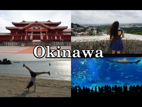 OKINAWA・沖縄 | Shuri Castle, Churaumi Aquarium, Sunset Beach (Travel Vlog #13)