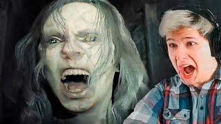 ЛУЧШИЙ УЖАСТИК 2017 Resident Evil 7 1