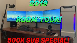 Official ScammerRevolts 2019 setup tour!