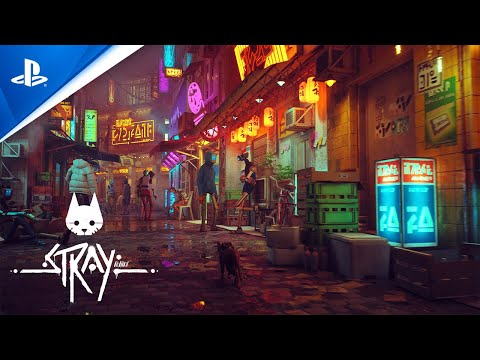 Stray - Teaser Trailer | PS5
