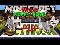 Minecraft: Wolf Puppy Bowl 2014 - Baby Battle Football