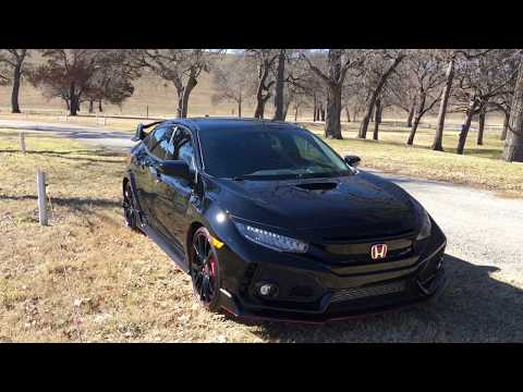 Exceeding ALL Expectations!---2018 Civic Type R Review