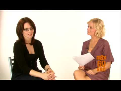 60 seconds with Tina Fey