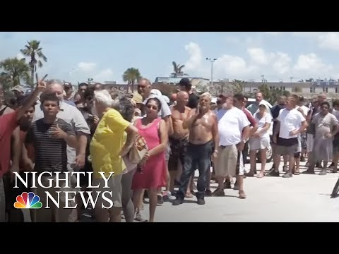 Florida Keys' Residents Show Resilience In Hurricane Irma's Aftermath | NBC Nightly News