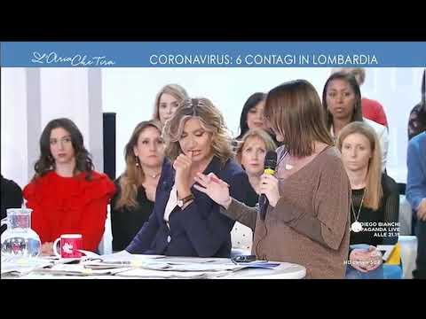 Ultimi aggiornamenti sul Coronavirus: 6 contagi in Lombardia