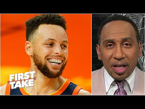 Stephen A. reacts to Steph Curry's hot streak: This is the best Curry has ever been!  | First Take