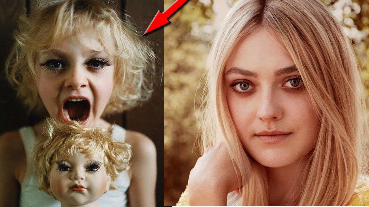 Dakota Fanning Then and Now ( childhood - 2019 ). Dakota ...