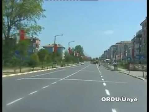 Ünye 'nin tanıtım videosu