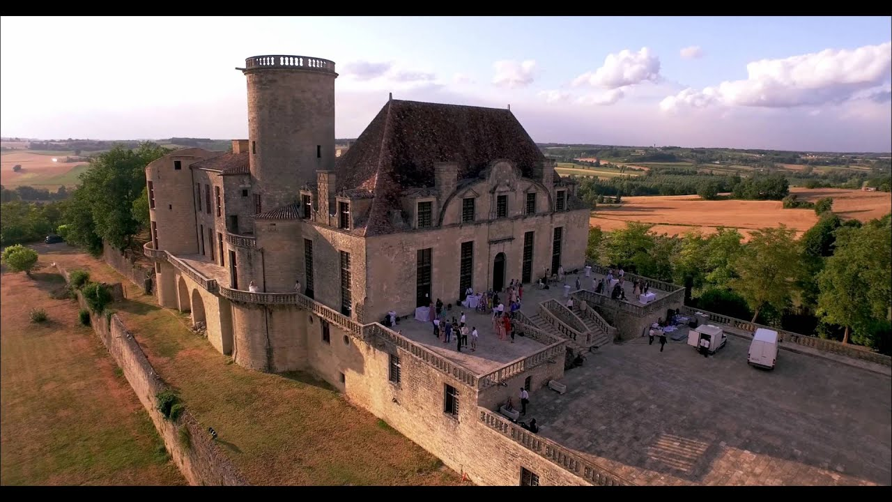 Flying France Stunning Aerial Video Of The French Countryside - French country side
