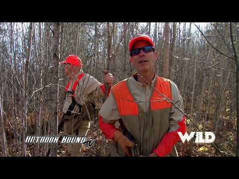 Outdoor Bound TV Bowen Lodge Minnesota Grouse And Woodcock Hunting EP147
