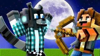 CAÇADOR DE LOBISOMEN !! - Minecraft Lobisomem #04