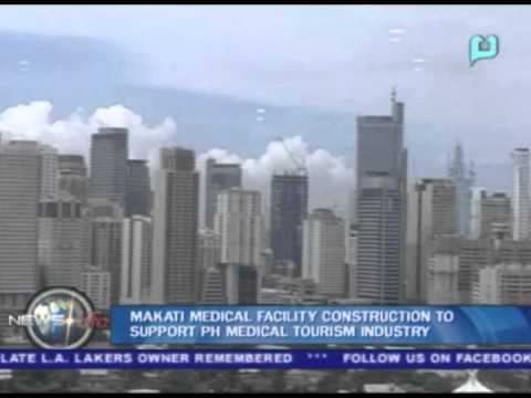 Makati medical facility construction to support PH medical tourism industry