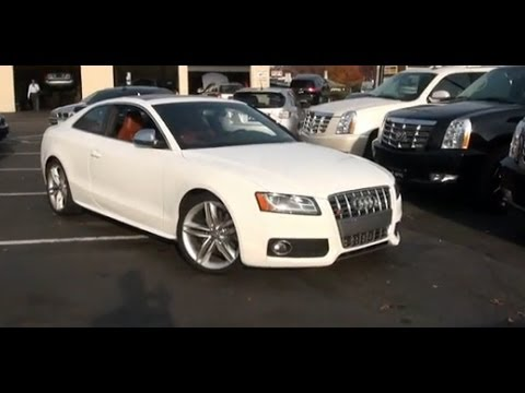 2008 Audi S5 4.2 V8 6-Speed Coupe Auto Review