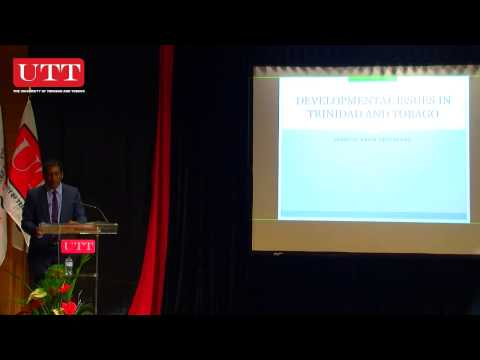 Singapore Experience II - Developmental Issues in Trinidad and Tobago – Lessons  from Singapore
