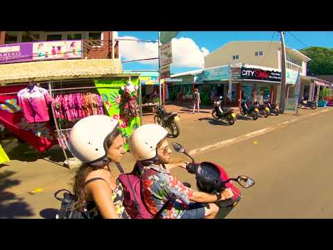 Island Car & Bike Hire - Cook Islands