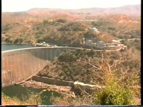 Kariba Dam, Lake Kariba, Zimbabwe