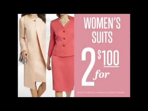 K G Fashion Superstore Easter Looks Event Tv Spot Suits And Dresses