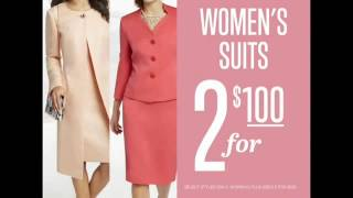K&G Fashion Superstore Easter Looks Event TV Spot Suits and Dresses   iSpottv