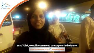 AlHaram travel Reviews – Your trusted Hajj and Umrah Company