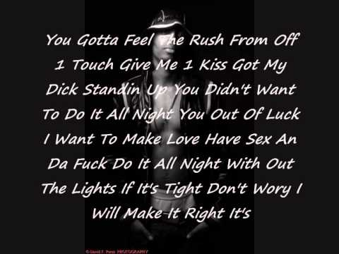 Pleasure P - Feel The Rush (Lyrics)