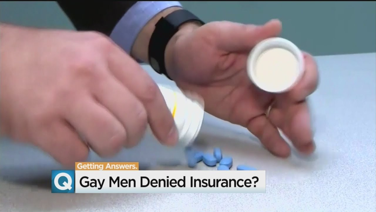Are Gay Men Being Denied Insurance Because Of Medication?